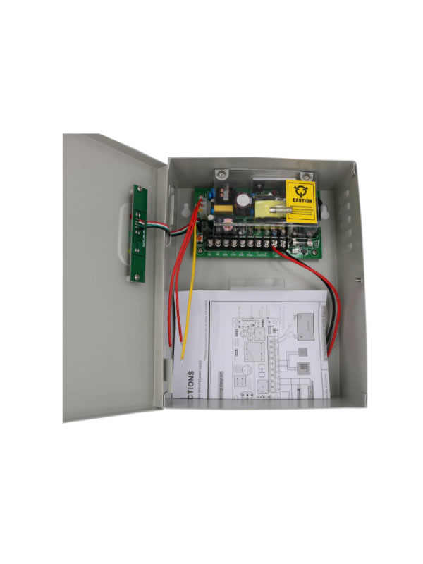 Power Supply For Access Control Systems - Dechtech online store